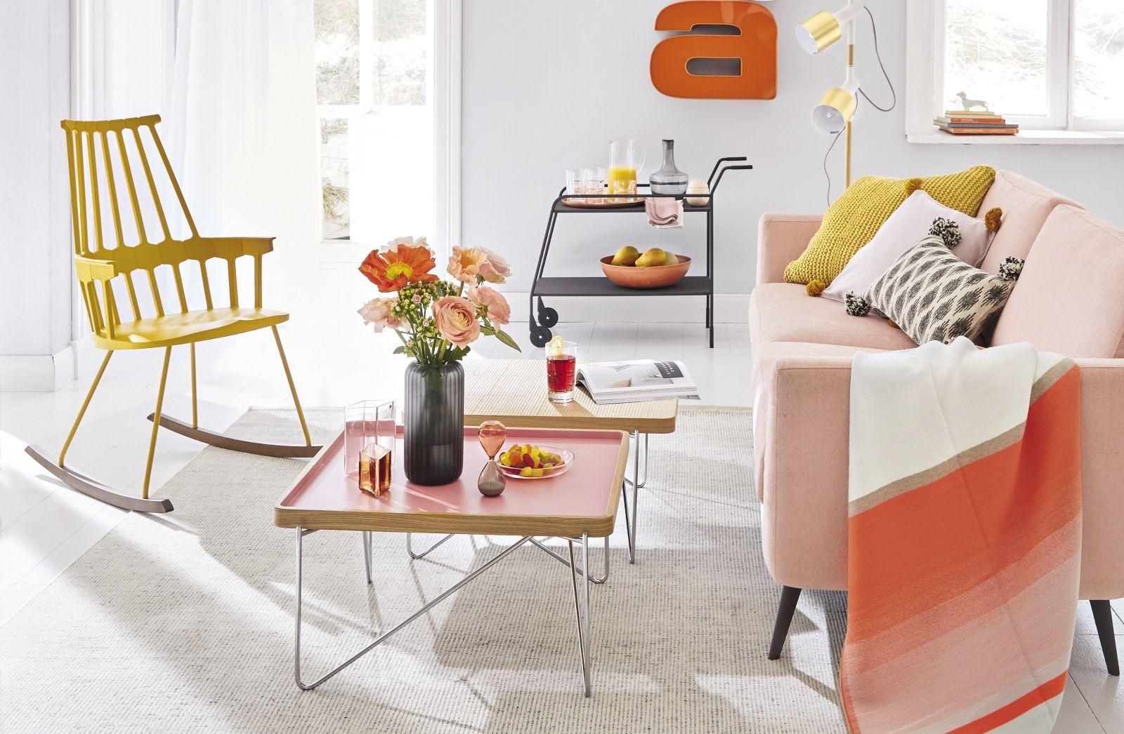 Kako urediti dom u toplim bojama